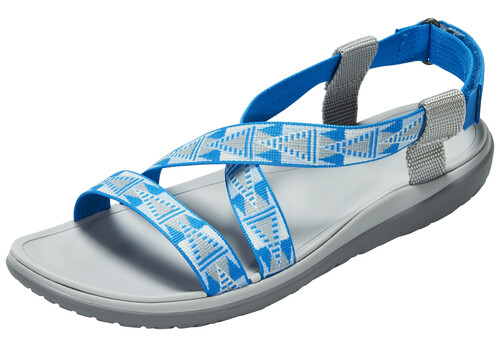 Teva Sandales Terra-Float Livia Femme Grey/Blue